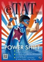 หน้าปก จุลสาร eTAT Tourism Journal 3/2555