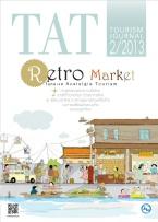 หน้าปก จุลสาร TAT Tourism Journal 2/2556