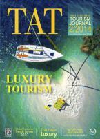 หน้าปก จุลสาร TAT Tourism Journal 2/2557