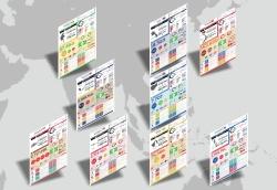 infoGraphic โครงการศึกษาตลาดท่องเที่ยวกลุ่มอาเซียน (ศักยภาพสูง)